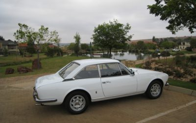 A Coupe in South-Africa / Afrique du Sud