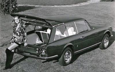 Peugeot 504 Break Riviera found in Spain / trouvé en espagne !!!