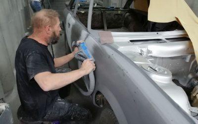 Restoring a 504 Coupe V6 Part 3 / Restauration d'un 504 Coupe V6 Partie 3